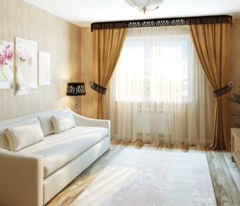 Дизайн штор — 200 фото лучших идей по сочетания в современном интерьере