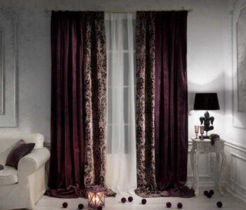 Шторы в зал: ТОП-200 фото новинок дизайна. Примеры идеального сочетания штор по цвету и стилю
